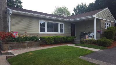 Cumberland Single Family Home For Sale: 122 Oakwood Av