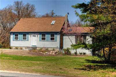 South Kingstown Single Family Home For Sale: 1945 Matunuck School House Rd