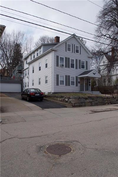 Woonsocket Multi Family Home For Sale: 56 Spring St