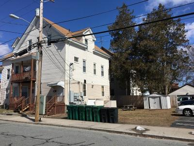Woonsocket Multi Family Home For Sale: 556 South Main St