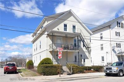 Central Falls Multi Family Home For Sale: 23 Brook St