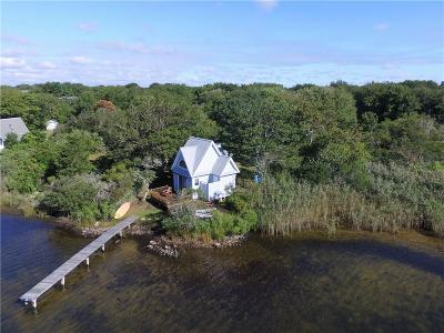 South Kingstown Single Family Home For Sale: 104 Wild Goose Rd