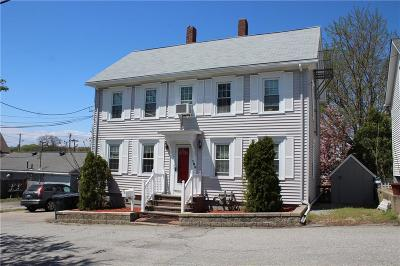 Warwick Multi Family Home For Sale: 163 College St