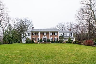 East Greenwich Single Family Home Act Und Contract: 120 Watch Hill Dr