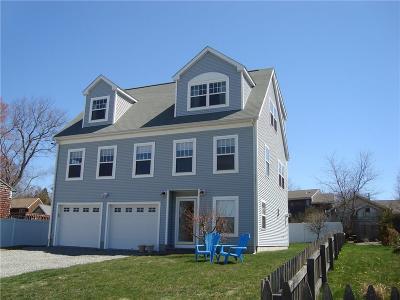 Jamestown Single Family Home For Sale: 394 Felucca Av
