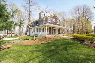 Jamestown Single Family Home Act Und Contract: 908 East Shore Rd