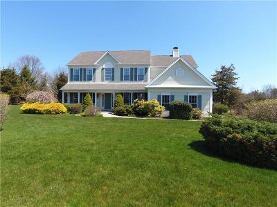 South Kingstown Single Family Home Act Und Contract: 140 Day Lily Cir