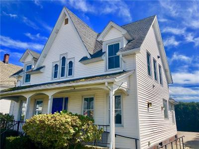 Westerly Single Family Home For Sale: 83 John St