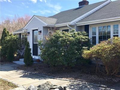 Westerly Single Family Home Act Und Contract: 113 Church St