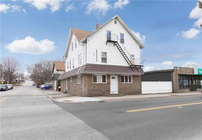 North Providence Commercial For Sale: 936 Mineral Spring Av