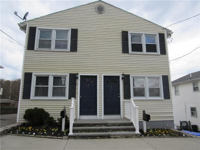 East Providence Multi Family Home Act Und Contract: 97 - 99 2nd St