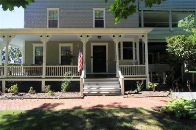 Newport Condo/Townhouse For Sale: 20 Everett St, Unit#3 #3
