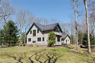 North Kingstown Single Family Home For Sale: 181 Plain Rd