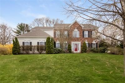 North Kingstown Single Family Home For Sale: 20 Jacalyn Rd