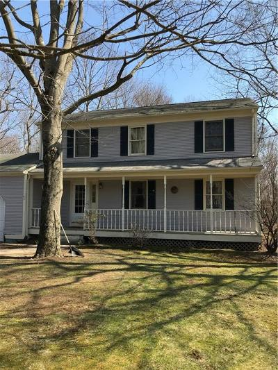 North Kingstown Single Family Home Act Und Contract: 42 Pamela Ct