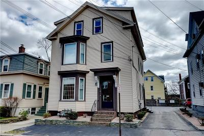 Providence County Multi Family Home For Sale: 97 East Manning St