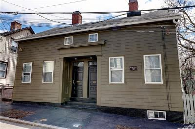 Providence County Multi Family Home For Sale: 52 - 54 Arnold St