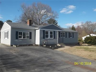 North Kingstown Single Family Home Act Und Contract: 40 Heritage Rd