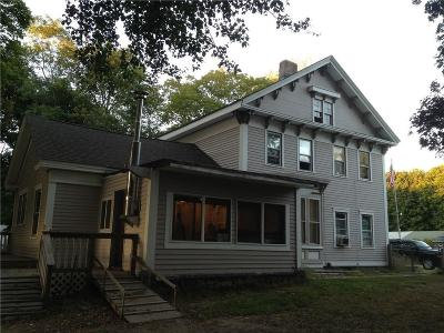 Westerly Multi Family Home For Sale: 37 North Main St