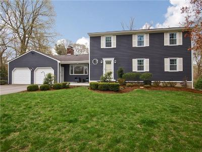 North Kingstown Single Family Home Act Und Contract: 94 Pine Tree Cir