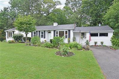 East Greenwich Single Family Home Act Und Contract: 431 First Av