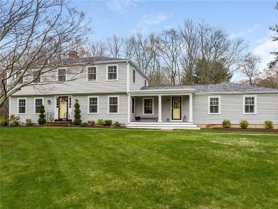 Bristol County Single Family Home Act Und Contract: 5 Greenbrier Dr
