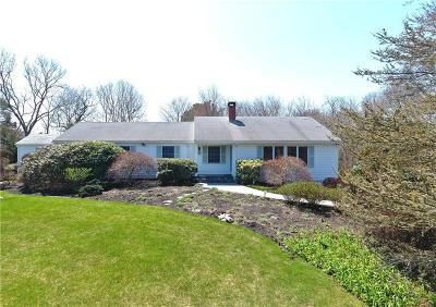 South Kingstown Single Family Home For Sale: 251 Succotash Rd