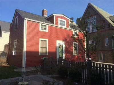 Newport Single Family Home For Sale: 40 S. Baptist St