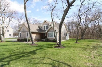 Jamestown Single Family Home For Sale: 10 Cedar Ridge Trl