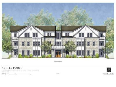East Providence Condo/Townhouse For Sale: 34 Kettle Point Av, Unit#b #B