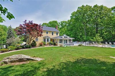 North Smithfield Single Family Home Act Und Contract: 21 Deerfield Dr