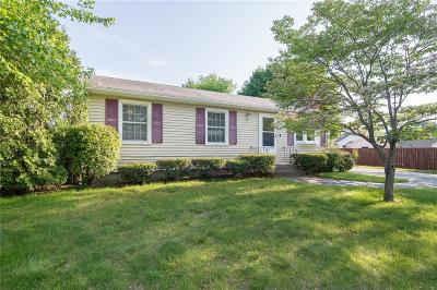 Providence County Single Family Home For Sale: 23 Grassy Plain Rd