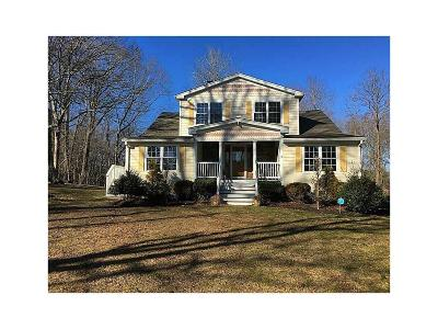 North Kingstown Single Family Home For Sale: 404 Devils Foot Rd