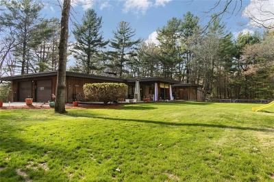 East Greenwich Single Family Home For Sale: 55 Ann Dr