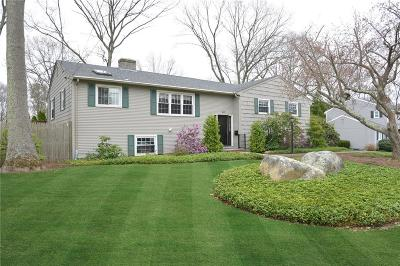 East Greenwich Single Family Home Act Und Contract: 160 Grand View Rd