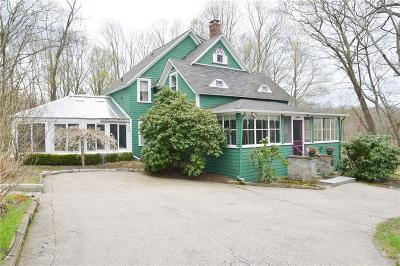 North Kingstown Single Family Home For Sale: 1266 Old Baptist Rd