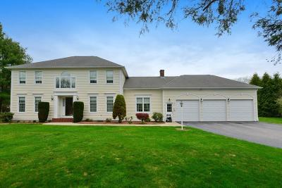 North Kingstown Single Family Home For Sale: 431 Shermantown Rd
