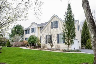 North Kingstown Single Family Home Act Und Contract: 115 Allison Ct