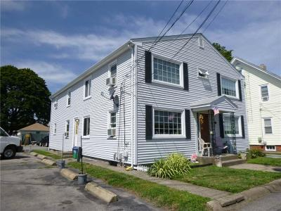 Pawtucket Multi Family Home For Sale: 8 Tweed St