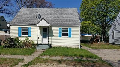 Cranston Single Family Home Act Und Contract: 50 Aetna St
