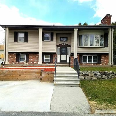 Single Family Home For Sale: 38 Atwells Av
