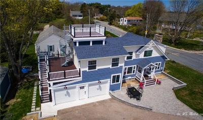 South Kingstown Single Family Home For Sale: 353 Gooseberry Rd