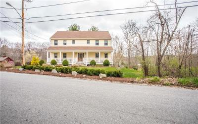 Burrillville Single Family Home Act Und Contract: 120 Colwell Rd