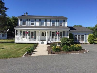 South Kingstown Single Family Home For Sale: 41 Brook Farm Rd N
