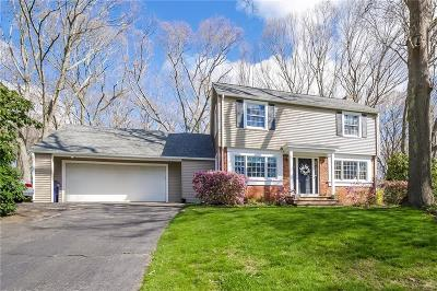 North Kingstown Single Family Home Act Und Contract: 95 Bryant Dr