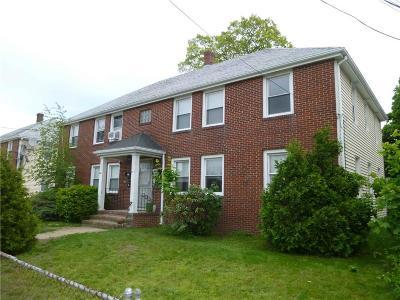 Pawtucket Multi Family Home For Sale: 819 Central Av