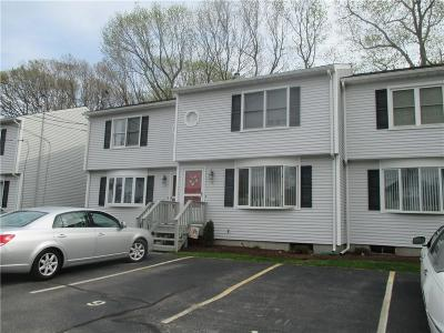 Warwick Condo/Townhouse Act Und Contract: 23 Benefit St, Unit#8 #8
