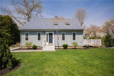 Bristol County Single Family Home Act Und Contract: 17 Melrose Rd