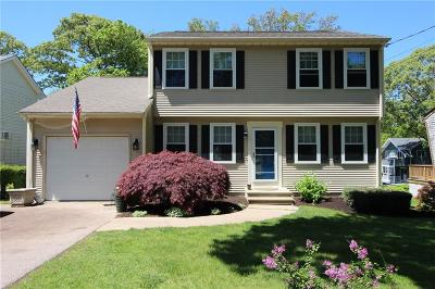 Jamestown Single Family Home For Sale: 431 Sampan Av