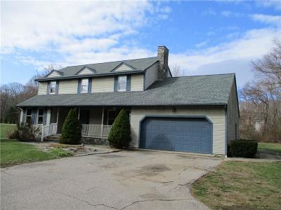 North Kingstown Single Family Home For Sale: 40 Mourning Dove Dr